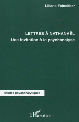 Couverture Lettres à Nathanaël