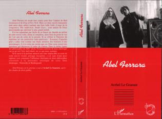 Couverture Abel Ferrara