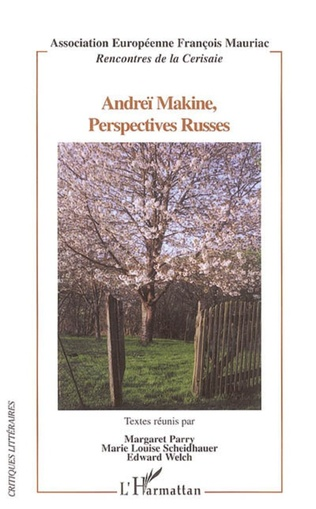 Couverture Andreï Makine, Perspectives russes