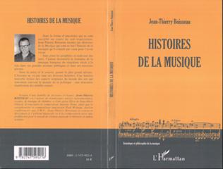 Couverture Histoires de la musique