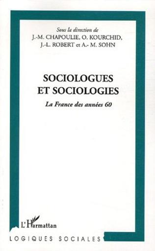 Couverture Sociologues et sociologies