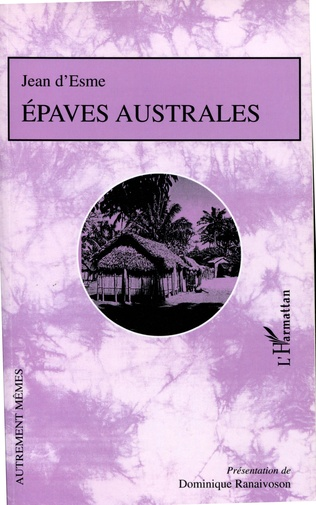 Couverture Epaves Australes