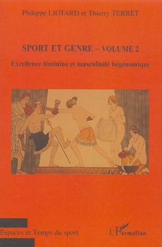 Couverture Sport et genre (volume 2)