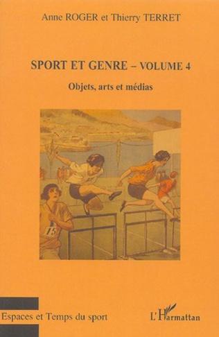 Couverture Sport et genre (volume 4)