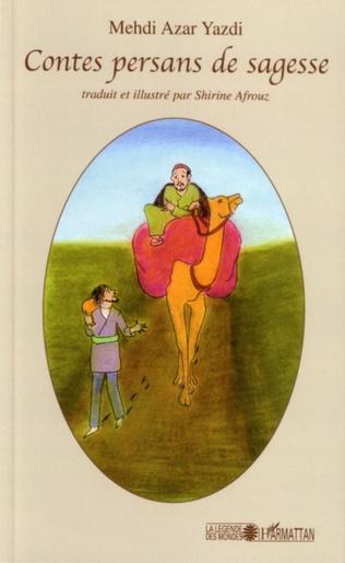Couverture Contes persans de sagesse