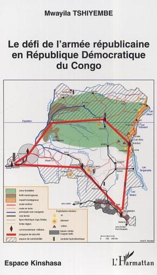 Couverture Le défi de l'armée républicaine en République Démocratique du Congo