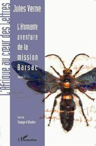 Couverture L'étonnante aventure de la mission Barsac