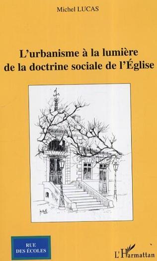 Couverture L'urbanisme à la lumière de la doctrine sociale de l'Eglise