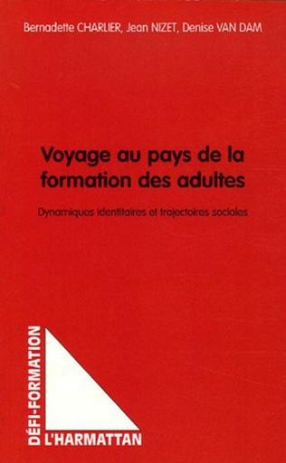 Couverture Voyage au pays de la formation des adultes