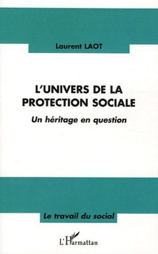 Couverture L'univers de la protection sociale