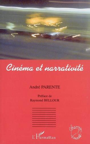 Couverture Cinéma et narrativité