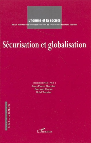 Couverture Sécurisation et globalisation