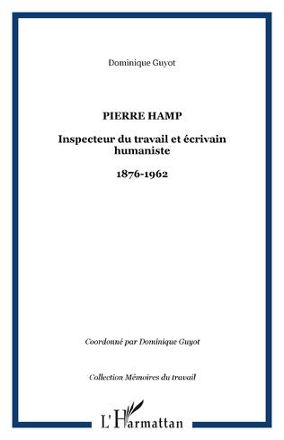 Couverture Pierre Hamp