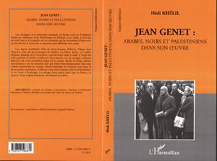 Couverture Jean Genet: Arabes, Noirs et Palestiniens