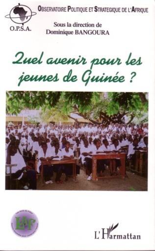 Couverture Quel avenir pour les jeunes de Guinée ?
