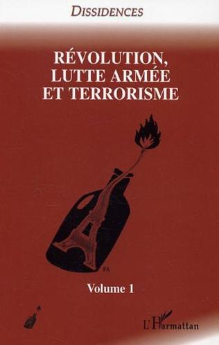 Couverture Révolution, lutte armée et terrorisme