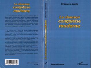 Couverture La chanson congolaise moderne
