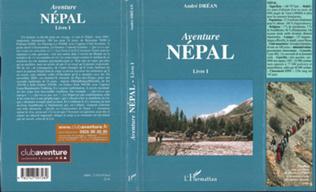 Couverture Aventure Népal