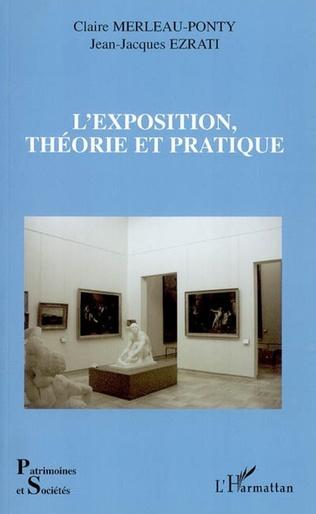 Couverture L'exposition, théorie et pratique
