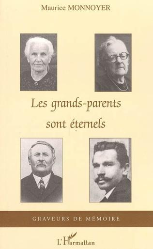 Couverture Les grands-parents sont éternels