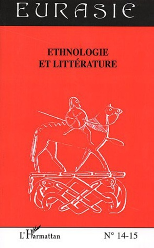Couverture Ethnologie et littérature