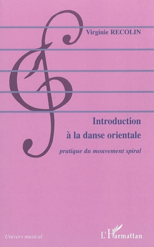 Couverture Introduction à la danse orientale