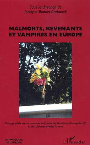 Couverture Malmorts, revenants et vampires en Europe