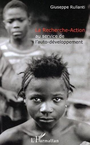 Couverture La Recherche-Action au service de l'auto-développement