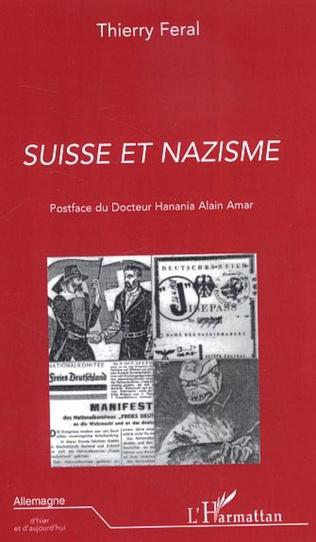Couverture Suisse et nazisme