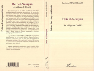 Couverture Deir el-Nessyan