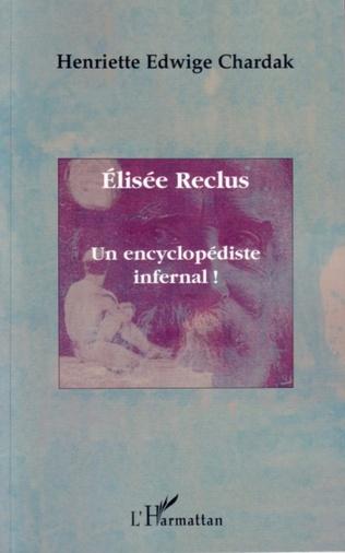 Couverture Elisée Reclus