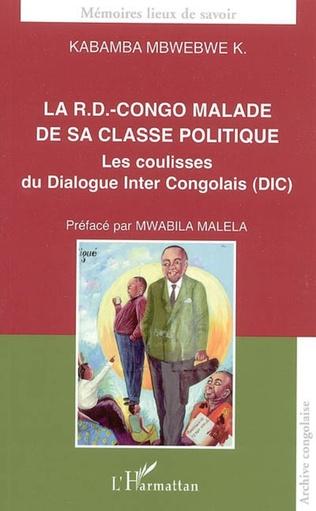 Couverture La R.D.-Congo malade de sa classe politique