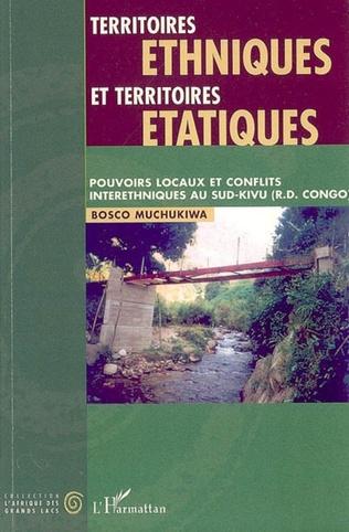 Couverture Territoires ethniques et territoires étatiques