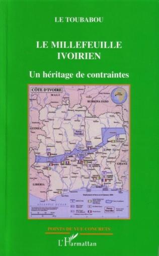 Couverture Le millefeuille ivoirien