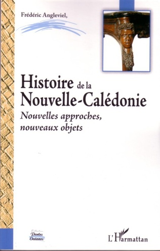 Couverture Histoire de la Nouvelle-Calédonie