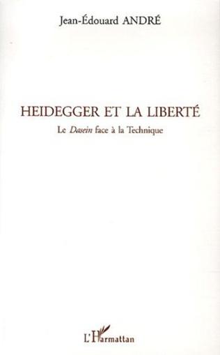 Couverture Heidegger et la liberté