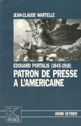 Couverture Edouard Portalis (1845-1918)