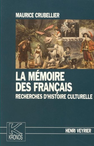 Couverture La mémoire des Français