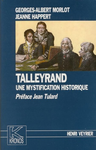 Couverture Talleyrand