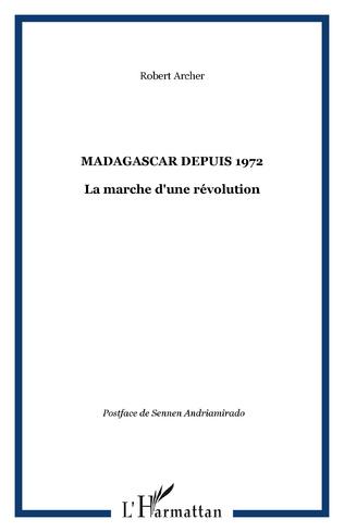 Couverture Madagascar depuis 1972