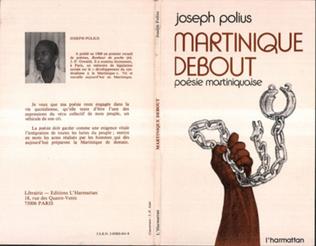 Couverture Martinique debout