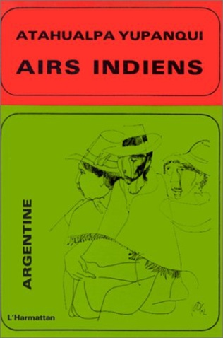 Couverture Airs indiens
