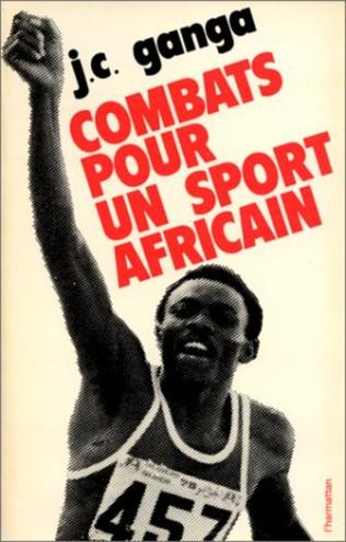 Couverture Combat pour un sport africain