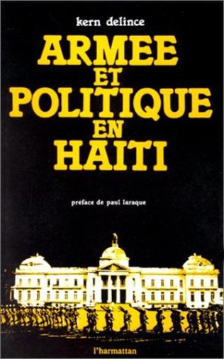 Couverture Armée et politique en Haïti