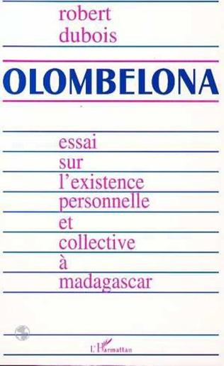 Couverture Olombelona