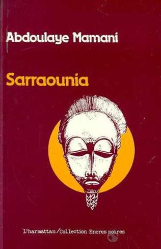 Couverture Sarraounia