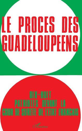 Couverture Le procès des Guadeloupéens