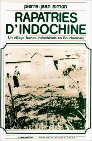 Couverture Les rapatriés d'Indochine