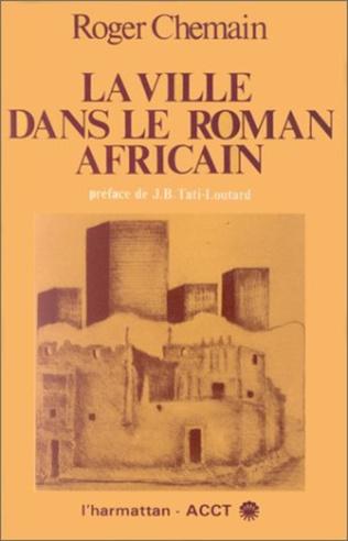 Couverture La ville dans le roman africain