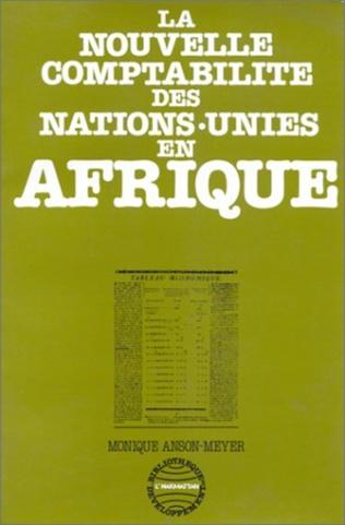 Couverture La nouvelle comptabilité des Nations unies en Afrique